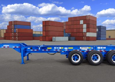 TRAC Intermodal - TriAxle