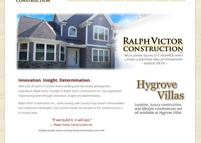 Ralph Victor Construction Inc.
