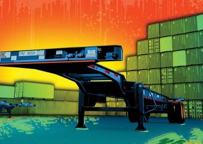 TRAC Intermodal -Titan