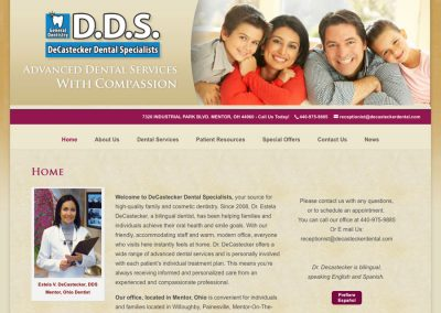 DeCastecker Dental Specialists