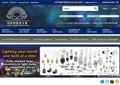 Genesis Lamp